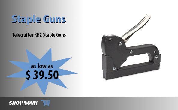 <strong>Staple Guns</strong>Telecrafter RB2